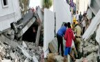 Bengaluru : Five-storeyed building collapse, 12 people feared trapped