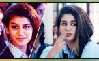 Priya Prakash Varrier in trouble, fringe outfit threatens agitation against song