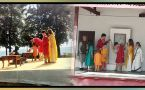 Canadian PM Justin Trudeau and family visits Sabarmati Ashram in Ahemdabad, Watch