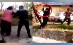Axe welding man attacks family in Himachal Pradesh, Watch shocking video