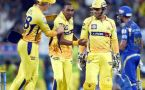 IPL 11 :  Dwayne Bravo credited MS Dhoni for his death over exploits
