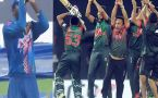 Sri Lanka vs Bangladesh 6th T20I : Akila Dananjaya stirred controversy after dismissing Shakib Al Hasan