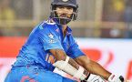 India vs Sri Lanka 1st T20I : Dhawan out for 90 runs after 49 balls