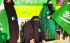 Asiya Andrabi celebrates Pakistan Day, hoists its flag in Srinagar