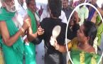 Tamil Nadu: Lady BJP Leader Slaps Farmer