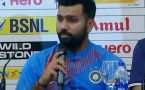 India vs Sri Lanka 1st T20I : Rohit Sharma says 'young players need to be supported'