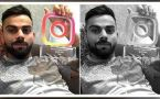 Virat Kohli thanks his fans after winning award for 'Most Engaged account' on Instagram