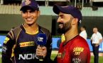 IPL 2018: Dinesh Karthik Reacts on Shubhman Gill's Inning against RR