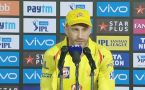 Faf du Plessis praises MS Dhoni for his Batting