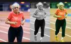 102 year old RUNNER Ida Keeling setting NEW RACE RECORDS; Watch Video