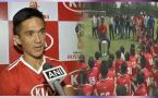 Sunil Chhetri thanked people for their support after Indian wins Intercontinental Cup