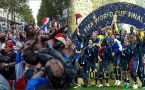 FIFA World Cup 2018: French Streets wild celebration on Victory, Viral Video