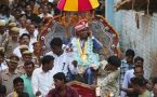 Kasganj : Dalit's marriage procession takes place amidst police protection
