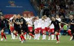 Fifa 2018 World Cup : Croatia beats Denmark by 3-2 in penalty shootout