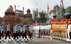 Independence Day : Full Dress Rehersal at Red Fort