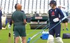 Team England gears up to seal the deal against India