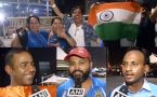 India Beats Bangladesh Asia Cup :Fans celebration outside Dubai International Stadium