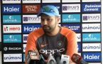 Asia Cup: Rohit Sharma says 1st match best to assess conditions in Dubai