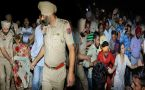 Amritsar Train Dusshera tragedy : 60 dead in horrific train accident