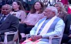 PM Narendra Modi takes part in 'Yoga For Peace' event in Buenos Aires