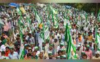 Nationwide farmers hold protest march in New Delhi