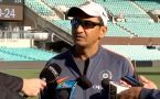 India Vs Australia : Coach Sanjay Bangar says, 'Team's opening slot not decided yet'