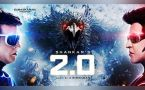 Rajinikanth's fans celebrate his movie 2.0 release