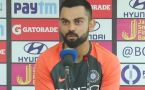 Dhoni wanted to make way for Risabh Pant, Says Virat Kohli