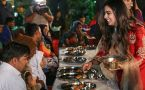 Ambanis serve food to 5,100 people for Isha's wedding