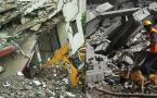 Gurugram 4 Storey Building Collapses, People Feared Trapped