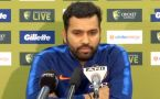 India Vs Australia,1st ODI: MS Dhoni's presence is enough says Rohit Sharma