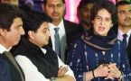 Lok Sabha Election 2019 : Priyanka Gandhi announces alliance with Mahan Dal