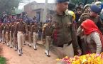 Pulwama : Slain Soldier Ramvakil's family mourns at his last rites