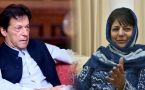Mehbooba Mufti lauds Imran Khan, attacks govt over Ram mandir