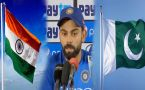 We stand by government decision on playing match against Pakistan says Virat Kohli