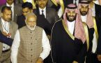 PM Modi and Saudi Crown Prince Mohammed Bin Salman Talks about Terrorism