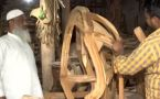 Saharanpur wood artisans struggling to preserves craft, Working at Meagre Wages