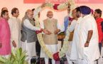 Ahead Of Poll Results, NDA leaders attends Amit Shah's Dinner Party