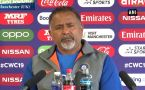World Cup 2019 : Bharat Arun's big comment on India's Controversial Orange Jersey