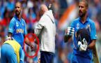 World Cup 2019 : BCCI takes big decision over Injured Shikhar Dhawan