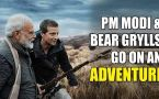PM Modi on Discovery: From the campaign trail to the forest trail