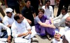 Sonbhadra Clash: Priyanka Insists On Meeting Victims' Families