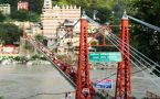 Iconic Lakshman Jhula in distress, to be closed down