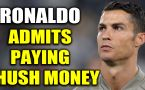 Ronaldo admits paying 2.7 crore to silence the rape accuser