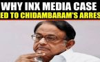 INX Media case- Why it led to P.Chidambaram's dramatic arrest, know here