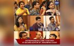 YOUNG ENTREPRENEURS BRAINSTORMED AT THE 'JANSAMVAD' EVENT