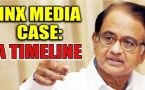 HC dismisses Chidambaram's anticipatory bail in INX Media Case