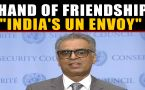 India's UN envoy Akbaruddin shakes hand with Pakistani reporter, video goes viral