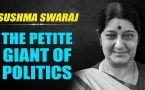 Sushma Swaraj passes away at 67 years, leaves behind a legacy