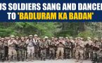 Indian, American soldiers singing Assam Regiment's marching song, goes viral